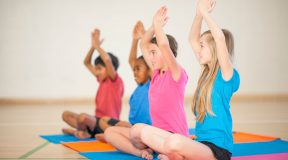 5 Kid-Friendly Yoga Poses That Will Open Minds